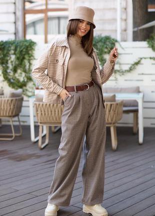 Крутые трендовые брюки штаны хит этого сезона!