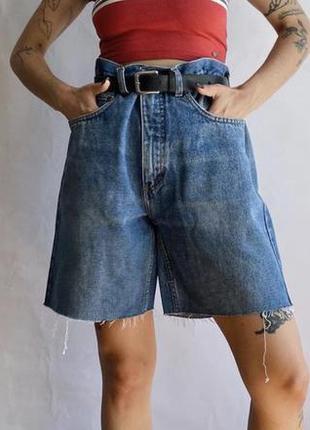 Винтажные шорты/бермуды