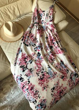 Платье в пол шифон сукня плаття