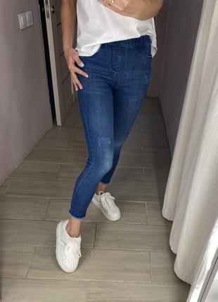 Джегинси джинсы скини
