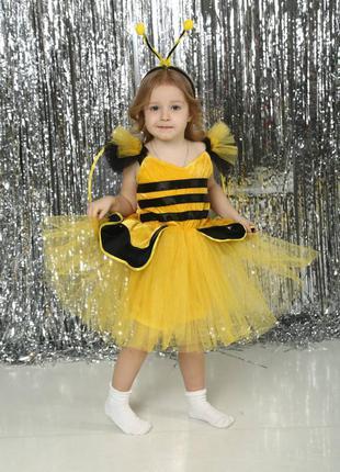 Очень симпатичный детский маскарадный костюм пчелка