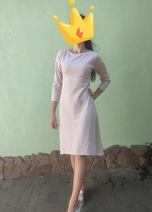 Турция хлопковое платье сукня плаття миди с блеском