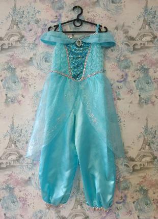 Карнавальный костюм жасмин из аладина.восточный костюм