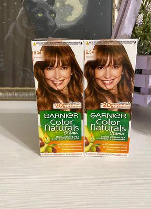 Краска для волос гарниер