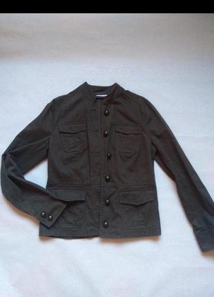 Джинсовка хаки,джинсовый пиджак,джинсовый жакет