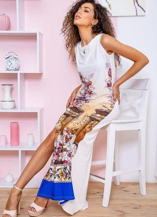 Платье, цвет молочно-бежевый