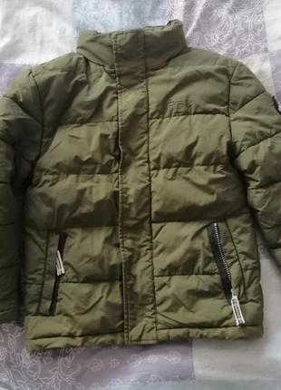 Зимня куртка на мальчика