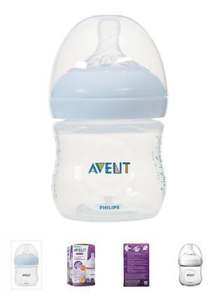 Бутылочка для кормления philips avent бутылка филипс авент