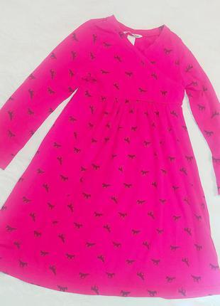 Платье лошадки h&m 5-6лет