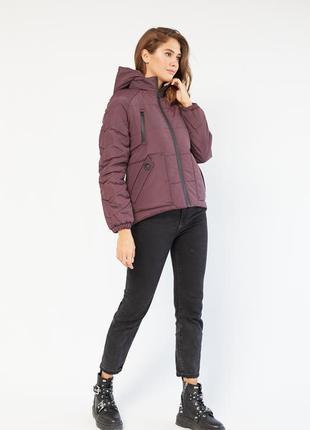 Демисезонная осенняя куртка от производителя по скидке! распродажа остатков! капюшон