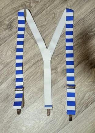 Подтяжки y образные 3,5 см на 120 см
