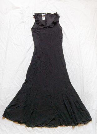 Прозрачное платьице или нижнее платье комбинация винтаж вінтаж ретро