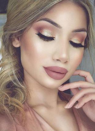 Пудровая помада nyx lip lingerie liquid lipstick   матовая водостойкая.