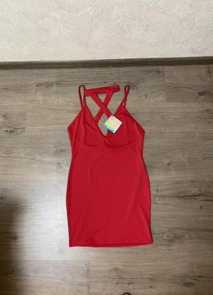 Новое платье misguided