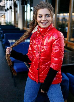Любимая куртка снова в наличии♥️ куртка с довязом