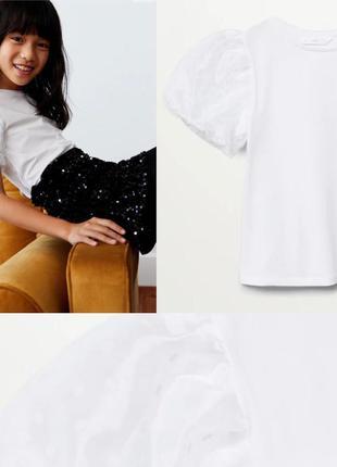 Блуза mango 9-10 лет