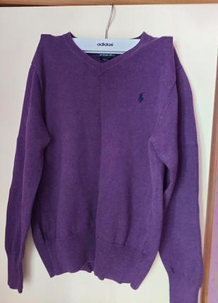 Идеальный пуловер polo ralph loren