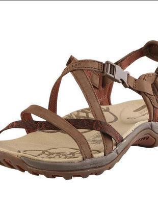 Merrell кожаные босоножки,сандалии