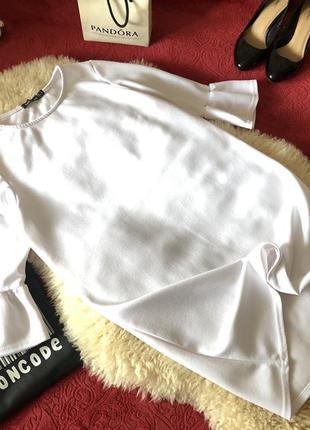 Стильное эффектное платье прямого фасона с изящными рукавами 3/4 на р. рукава... 🌹❤️💋