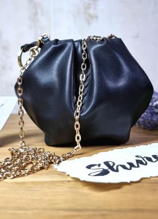 Минии сумочка сумка zara испания на шею в подарочной уп!