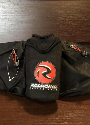 Беговой пояс rossignol racing team c отсеком под флягу.