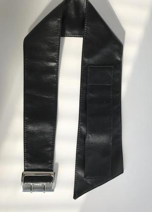 Черный пояс, широкий пояс, женский пояс под кожу, woman accessories.