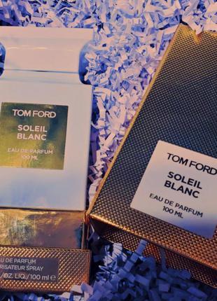Распив ❤ tom ford soleil blanc парфюмерная вода