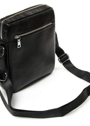 Кожаная мужская сумка-планшет