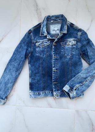 Идеальная джинсовая куртка (джинсовка )
