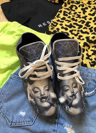 Оригинальние кеди кроссовки