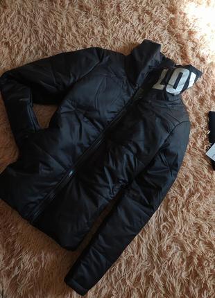 Новые куртка дутики демисезонные смотрите фото