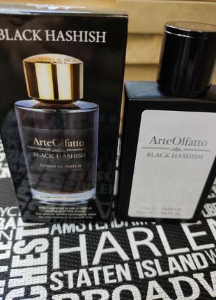 Black hashish arteolfatto унисекс парфюм  - 60 мл