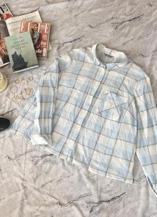 Оверсайзная рубашка от m&s
