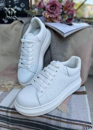 Женские кроссовки натуральная кожа m_q.женские кроссовки кеды