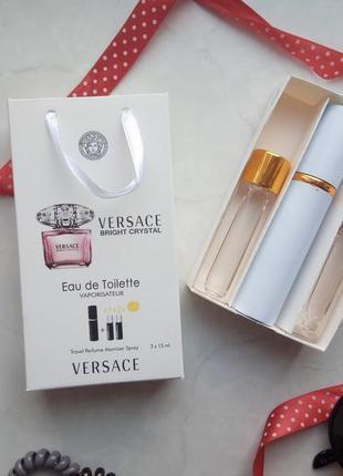 Мини парфюмы с феромонами 3шт по 15мл