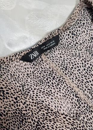 Оригинальная блуза зара