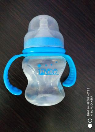 Пляшечка / бутилочка від lindo