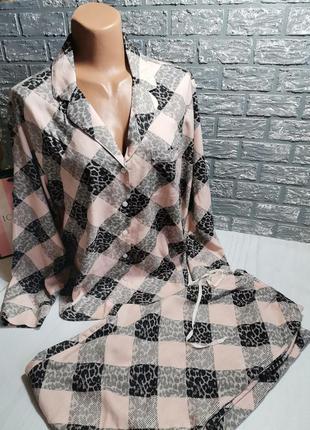Пижама victoria's secret виктория сикрет вікторія сікрет піжама одяг для сну