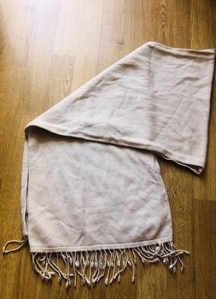 Кашемировый шарф alberto fabiani