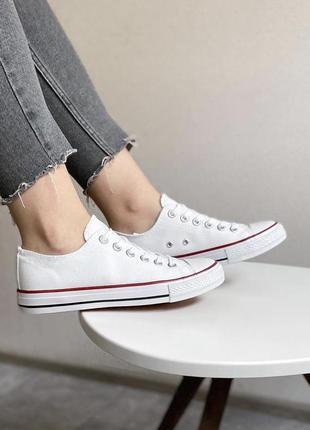 Кеды белые женские кроссовки