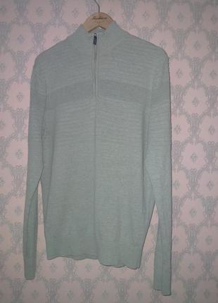 Мужской свитер гольф пуловер джемпер canda