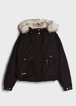 Куртка bershka❤️