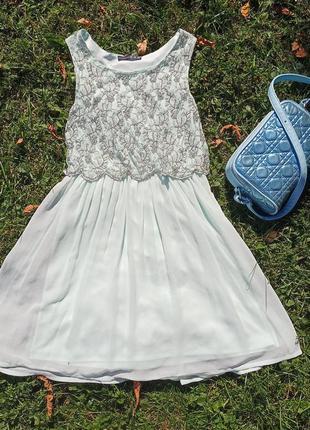 Кружевное платье 💖