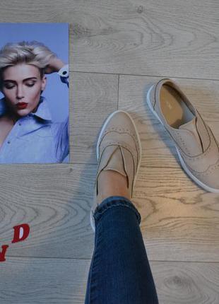 Стильные слипоны мокасины лоферы туфли