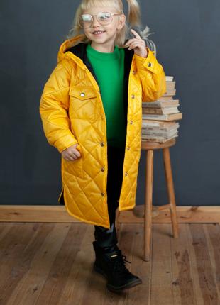 Куртка стеганая демисезон