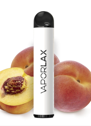 Vaporlax x 1800 персик