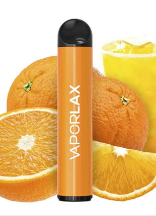Vaporlax x 1800 апельсинова сода