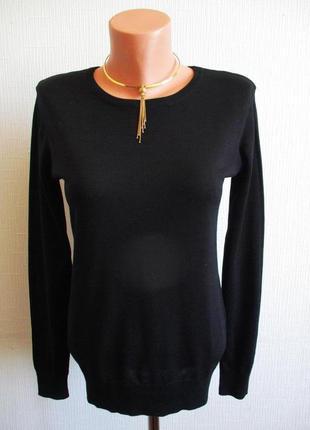 Вязаный тонкий свитерок tcm tchibo