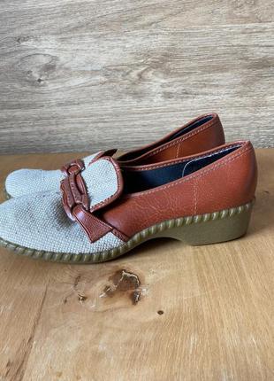 Вінтажні черевики для гольфу