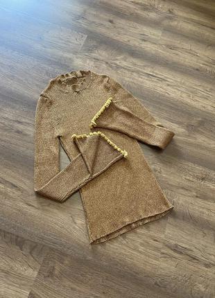 Лонгслив, водолазка, свитшот, свитер, на размер xs,s,m, в обтяжку, плотный трикотаж, цвет как на фото